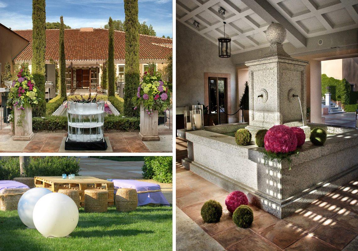 jardines bodas madrid