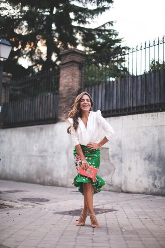 df3d7eae7 Tendencia top invitadas: la camisa blanca - La Quinta de Jarama