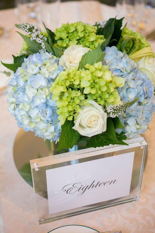 flor del mes para decorar tu boda: hortensias - la quinta de jarama