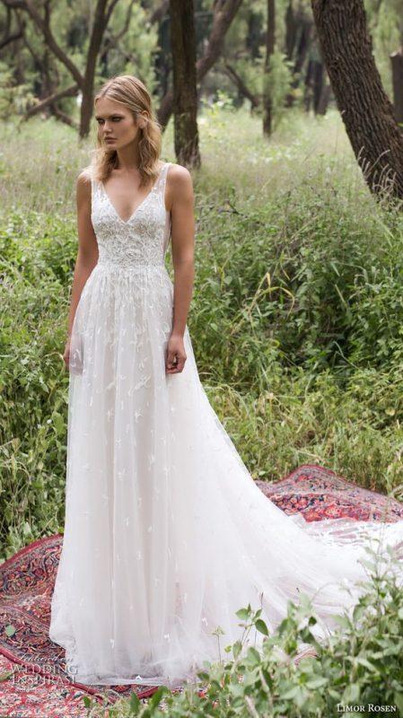Vestidos de novia veraniegos