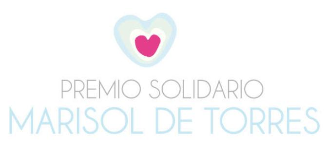 Premio solidario Marisol