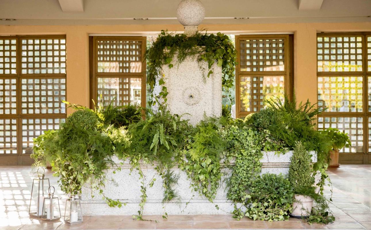 boda en La Quinta de Jarama