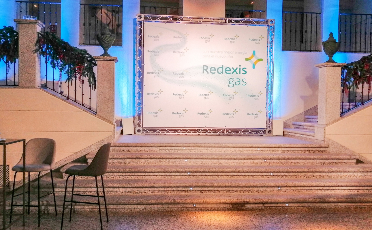 evento redexis La Quinta de Jarama