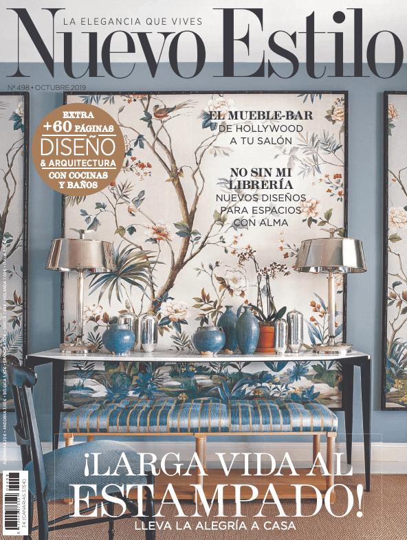 La Quinta de Jarama en Revista Nuevo Estilo